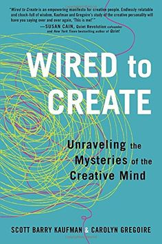Wired to Create: Unraveling the Mysteries of the Creative Mind by Scott Barry Kaufman http://www.amazon.com/dp/0399174109/ref=cm_sw_r_pi_dp_68UNwb0EYKN0G
