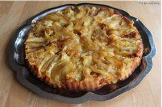 Flo en cuisine: Gâteau façon pomme tatin