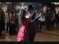 Selena Gómez y Drew Seeley Dancing Tango - Another Cinderella Story