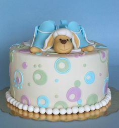 Lamb and booties cake | Историята на bubolinkata.blogspot.co… | Flickr