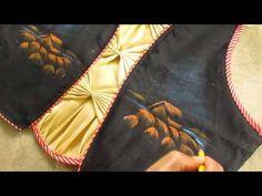 Prasanta Blouse Design L /Make Fashion Tutorial part 7 of 7