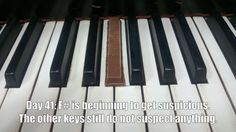 Break Me Off Another Piece of That Piano Key