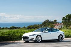 """Tesla's Motors share price record reached at $53. This climb will likely continue because Tesla's Model X SUV is due for release sometime towards the end of 2014, followed by the company's """"more affordable"""" $29,990? Model C 4th production model to be released sometime before the end of 2017.  Read more at http://cleantechnica.com/2013/04/27/tesla-stock-hits-record-high-again/#bUptQIucRPgYZMk1.99"""