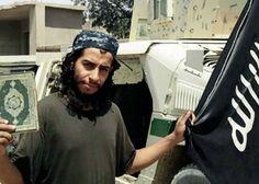 Abdelhamid Abaaoud speelde weliswaar een belangrijke rol in de aanslagen van Parijs, maar was niet het brein erachter. Dat was 'Padre.' Bron: Wikimedia Commons
