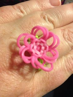 Twist on a justin toys ring on youtube I made a ring.