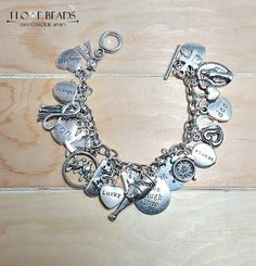 Make Your Own Charm Bracelet Kit Bracelets Pinterest And How To