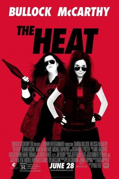 The Heat (2013) Comedy Movies, Hd Movies, Film Movie, Movies To Watch, Movies Online, Movies And Tv Shows, Sandra Bullock, Downton Abbey, Melissa Mccarthy Movies
