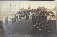 Weymouth - sailors landing for opening of sailors rest  | eBay