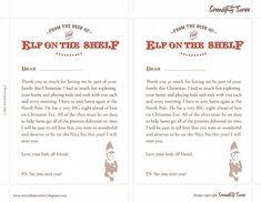 Elf On the Shelf Poem Elf on the Shelf Goodbye Poem Freddy