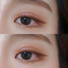 Skin Care Tips For Beautiful Skin - K beauty - Makeup Korean Makeup Look, Korean Makeup Tips, Asian Eye Makeup, Korean Makeup Tutorials, Korean Makeup Tutorial Natural, Asian Makeup Trends, Eyeshadow Tutorials, Beauty Make-up, Beauty Hacks