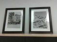 Gallery-Style Framed Prints - photo by Matthew Fox