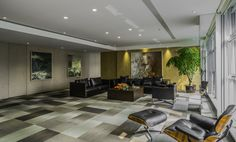 Ruifeng Group Office Building Design #largeoffice #commercialspaces #commercialinteriors #design #flooring