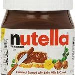 Ferrero Nutella Hazelnut Spread, Perfect Topping for Pancakes, 13 Oz Jar (Packaging May Vary) Nutella Recipes, Wine Recipes, Gourmet Recipes, Cookie Recipes, No Bake Nutella Cheesecake, Cheesecake Desserts, Rice Krispie Treats, Rice Krispies, Ferrero Nutella