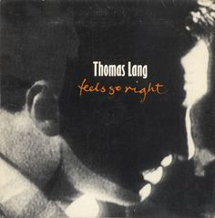 """For Sale - Thomas Lang Feels So Right UK  CD single (CD5 / 5"""") - See this and 250,000 other rare & vintage vinyl records, singles, LPs & CDs at http://eil.com"""