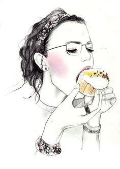 #girl #illustration #art