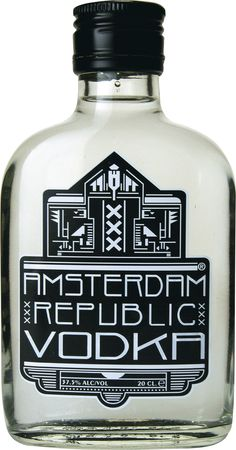Amsterdam Republic Vodka
