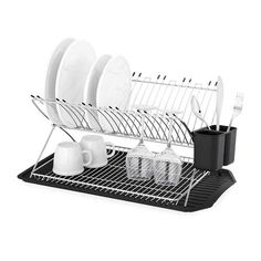 Avanti Reno Stainless Steel Dish Rack - The Home Essentials