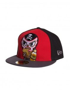 02dfd72804b tokidoki New Era 5950 fitted hat with detailed embroidery and screen  printing.