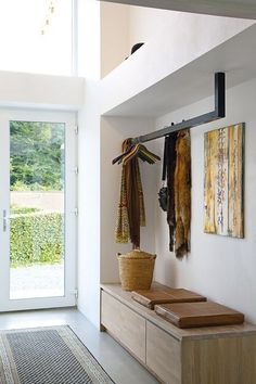 Storage Nooks Are Always Handy Styled And Designed By