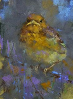 Daily Pastel Painting: What do you mean jump!