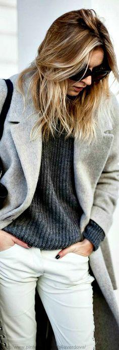 Street style - grey