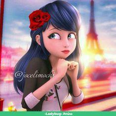 Catnoir And Ladybug, Ladybug Und Cat Noir, Ladybug Party, Miraculous Ladybug Costume, Miraculous Ladybug Fan Art, Cute Girl Drawing, Cute Drawings, Foto Gif, Disney Princess Frozen