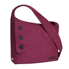 OGIO Brooklyn Purse, Tide Fully padded zippered iPad/tablet/e-reader pocket Integrated cross body shoulder strap Two large main compartments Hidden zippered pocket under front flap Large interior zip pocket Brooklyn, Look 2015, Green Purse, Christmas Gifts For Women, Christmas Ideas, Womens Purses, School Bags, Luggage Bags, Cross Body