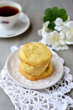 Sablés (Shortbread Cookies)