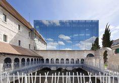 Music School Louviers | Normandy | France | Adaptive Re-use 2012 | WAN Awards