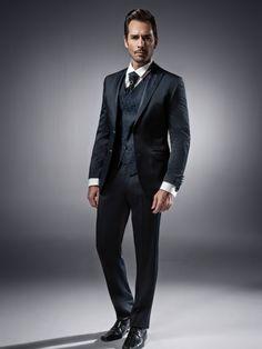 costume bleu marine jean de sey costumes de mariage pour homme et accessoires tenue mariage. Black Bedroom Furniture Sets. Home Design Ideas