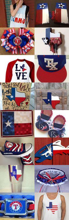 Desert Texas: Americana by V. Dotter on Etsy--Pinned with TreasuryPin.com