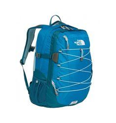 NorthFace rygsæk til kvinder i en flot blå farve