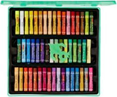 Camlin Kokuyo Oil Pastel Crayons Color 50 Shades Assorted Colours by Camel Oil Pastel Colours, Acrylic Colors, Oil Pastels, Drawing Books For Kids, Oil Pastel Crayons, Basic Sketching, White Acrylic Paint, Linseed Oil, Arts And Crafts Supplies