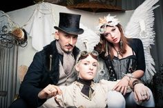 Models: Cela Yildic, Lilith Vanderstorme and Berber Plantinga Photgraph made by: Charger Photography