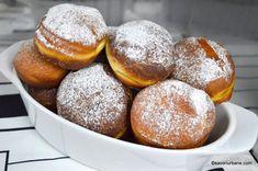 Churros, Romanian Desserts, Pretzel Bites, Doughnut, Hamburger, Sweets, Sugar, Bread, Cookies