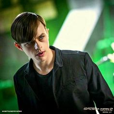Dane Dehaan ;  I love his eyes and his lips.. not one of those obvious hot guys.. something  about him is unique/awkward and sexy !