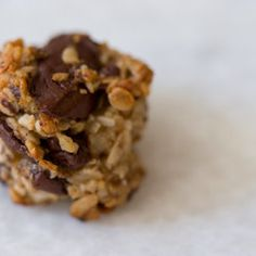 Nikki's Healthy Cookie — Punchfork