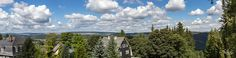 Rudolstadt, Germany. Germany, Clouds, Mountains, Nature, Top, Travel, Outdoor, Places, Spinning Top