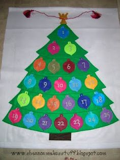 Extraordinary Ordinary Life: Making a Felt Advent Jesse Tree One Ornament at a Time - the supplies