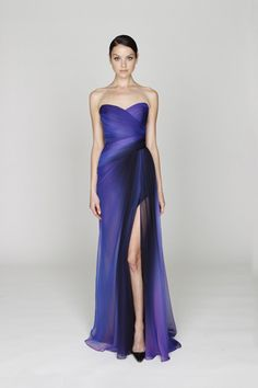 Monique Lhuillier - Pre Fall 2012 - This entire collection is flawless!