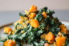 Kale and Butternut Squash Quinoa Recipe -4