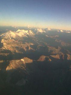 Cordillera de los Andes, Chile-Argentina