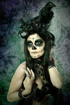Raven and DOTD makeup