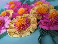 Quilling by bhbyf on deviantART
