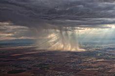 storm over Colorado by haley luna
