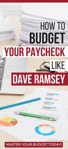 Dave Ramsey Recommended Household Budget Percentages (+How To Determine Your Own) – Finance tips, saving money, budgeting planner Budgeting Finances, Budgeting Tips, Budgeting Process, Monthly Expenses, Budgeting System, Making A Budget, Making Ideas, Mon Budget, Budget Help