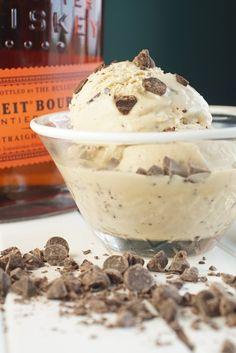 Brown Sugar & Bourbon Ice Cream | Bluegrassbites.com