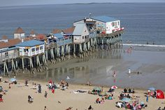 The Pier in Old Orchard Beach. Amelia Kunhardt/Press Herald file photo