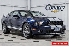 More than 18200 cars are available for sale on our site. You can find new and used cars for sale in Canada, Australia, United States and Great Britain. Listing such popular brands like Ford, Chevrolet and BMW. Ford Shelby Gt 500, 2010 Ford Mustang, Ford Gt500, Ford Mustang Shelby Gt500, Cars For Sale Used, Used Cars, Motorcycles For Sale, Chevrolet, Bmw