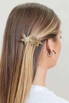 Natalia Merino, Clip Hairstyles, Hairstyle Ideas, Bridal Hairstyles, Elegant Hairstyles, Zendaya Hairstyles, Festival Hairstyles, Nice Hairstyles, Creative Hairstyles
